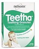 Nelsons Baby Teetha Teething Granules - 24 Sachets