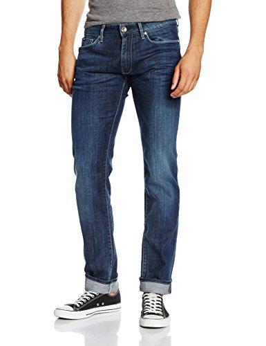GAS Morris, Jeans Uomo, Blu, 36