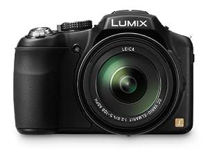 Panasonic Lumix DMC-FZ200EG-K Digitalkamera (12 Megapixel, 24-fach opt. Zoom, 7,6 cm (3 Zoll) Display, Superzoom, Full-HD Video) schwarz
