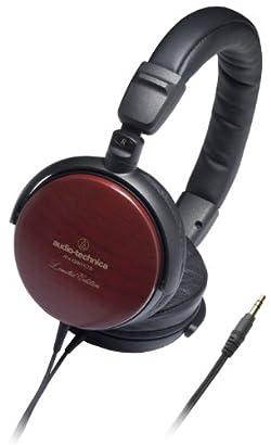 audio-technica EARSUIT ポータブルヘッドホン ウッドモデル(限定生産品) ATH-ESW11LTD