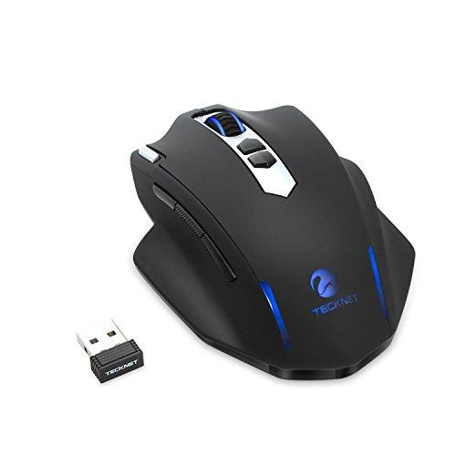 tecknet-delteck-24-g-nano-souris-gaming-sans-fil-500-hz-taux-de-retour-9-boutons-vie-de-la-batterie-
