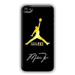 Amazon.com: Jordan (Gold Logo with signature) iPhone 5/5s