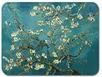 Vincent Van Gogh Blossoming Almond Tr...