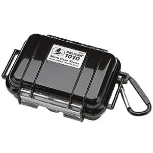 PELICAN ハードケース 1010 N 0.2L ブラック 1010-025-110