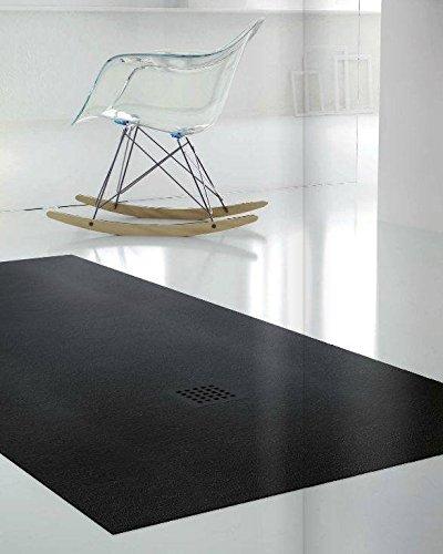 zusatzoption zu mineralgu duschwanne. Black Bedroom Furniture Sets. Home Design Ideas