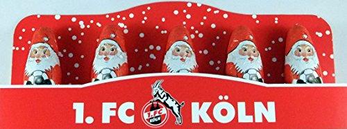 1-FC-Kln-Massiv-Weihnachtsmnner-5er-Pack-Nikoluse