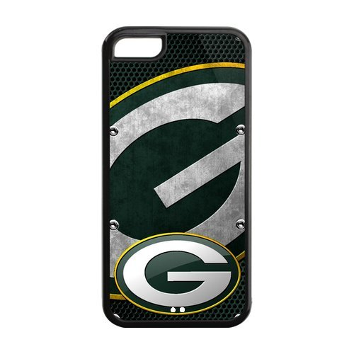 Christmas Gifts Custom Diy Design NFL Green Bay Packers Slim Fit Iphone 5C Plastic And TPU Silicone Back Case at Amazon.com
