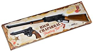 Toy Chaparral Shooting Set