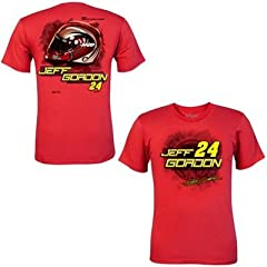 NASCAR Jeff Gordon #24 Drive To End Hunger Red Chassis T-Shirt - XX-Large by NASCAR