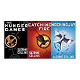 The Hunger Games Trilogy: The Hunger Games, Catching Fire, and Mockingjay (0545305497) by Suzanne Collins