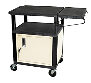 Office products office furniture lighting carts stands for Coffee carts for office