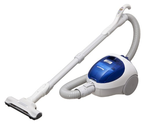 Panasonic 電気掃除機(紙パック式) ブルー MC-PK14A-A