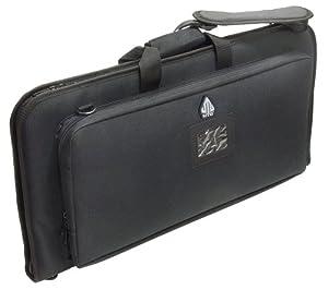 UTG Gun Case, Dual Storage, Adjustable Shoulder Strap