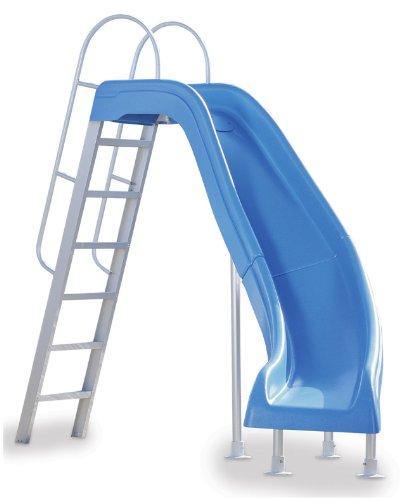 Inter Fab City2 Crb City Slide Right Turn Slide Kit Blue Home Garden Pool Spa Pool Spa