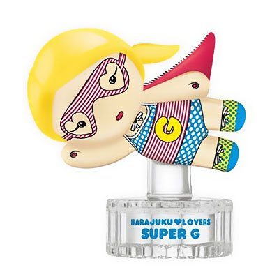 Harajuku Lovers Super G per Donne di Gwen Stefani - 30 ml Eau de Toilette Spray