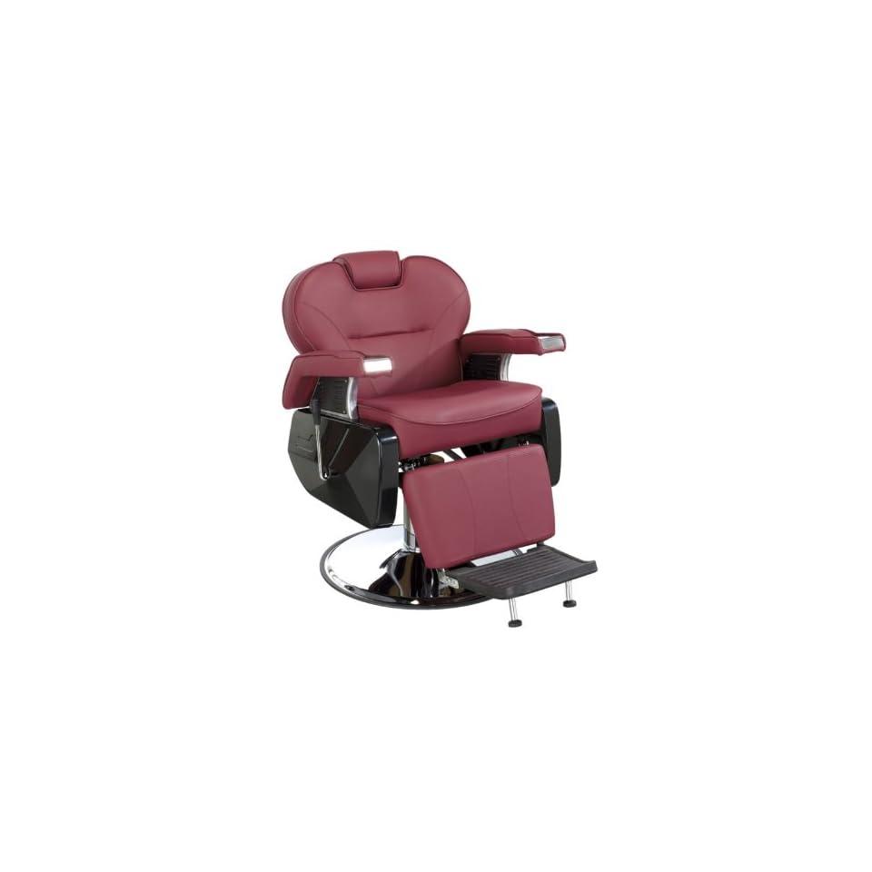 All Purpose Hydraulic Recline Barber Chair Salon Spa J