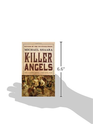 the killer angels book report The basic answer to this question is those on the southern side want to preserve slavery and those on the northern side want to preserve the union and later t.
