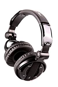 Francois et Mimi LD-9210 Bluetooth Over-ear Hi-Fi Stereo Headphone for Wireless Music Streaming and Hands-free Calling