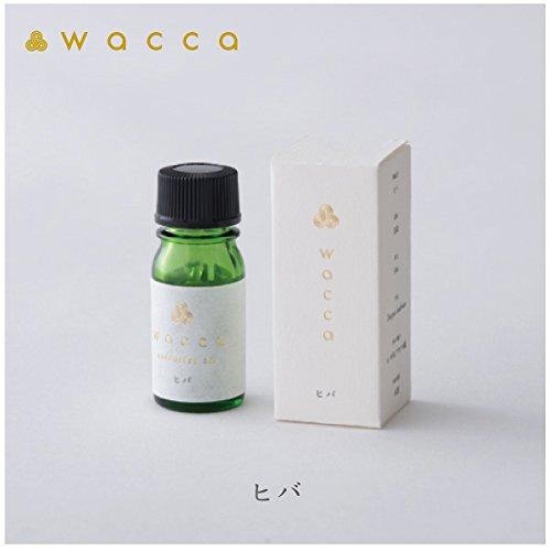 wacca ワッカ 青森ヒバ 5ml