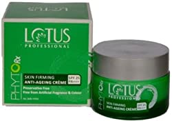Lotus Professional Phyto Rx Skin Firming Anti Ageing Crme SPF-25,50g