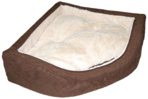 Corner Dog Bed With Bolster Webnuggetz Com