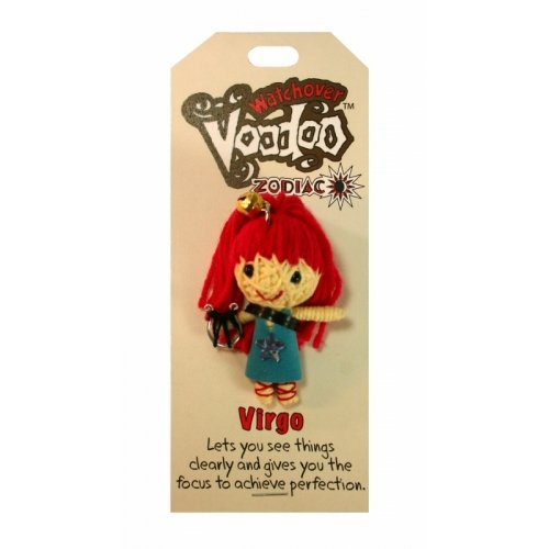 Watchover Voodoo Virgo Doll, One Color, One Size