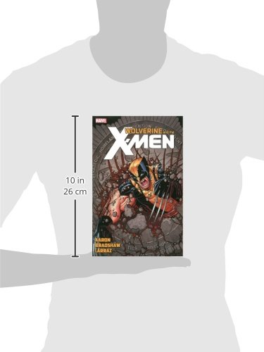 Wolverine And X-Men By Jason Aaron 08