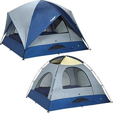 Eureka Sunrise 11 Tent: 6-Person 3-Season CHECK PRICE