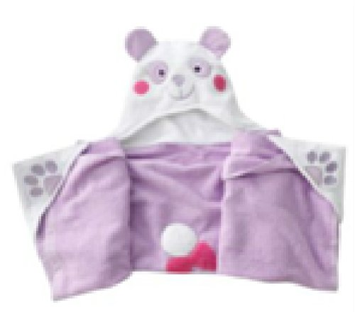 Hooded Kids Bath Towels front-1051787