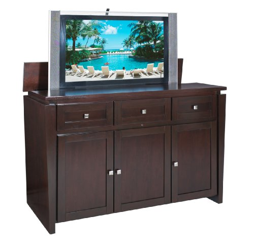 Cheap TVLiftCabinet Brand Biscayne TV Stand (AT005133)