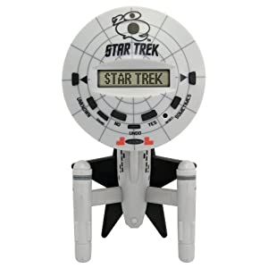 Star Trek Trivia 20Q electronic USS Enterprise