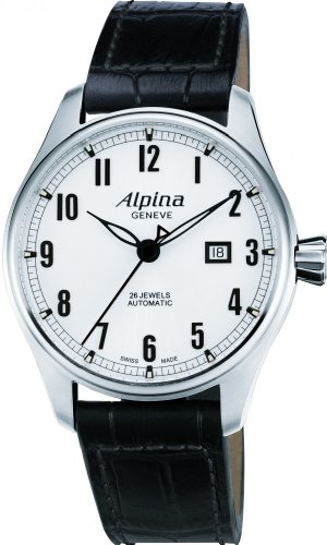Alpina Geneve Startimer Automatic 525SC4S6 Automatic Watch for Him Alpina Rotor