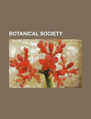 botanical society
