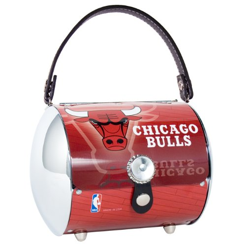Chicago Bulls Fender Purse