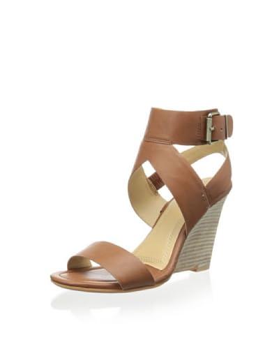 Calvin Klein Jeans Women's Maisi Ankle Strap Sandal