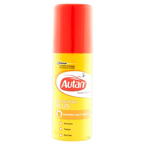 Autan Protection Plus Spray Repellente - 50 ml