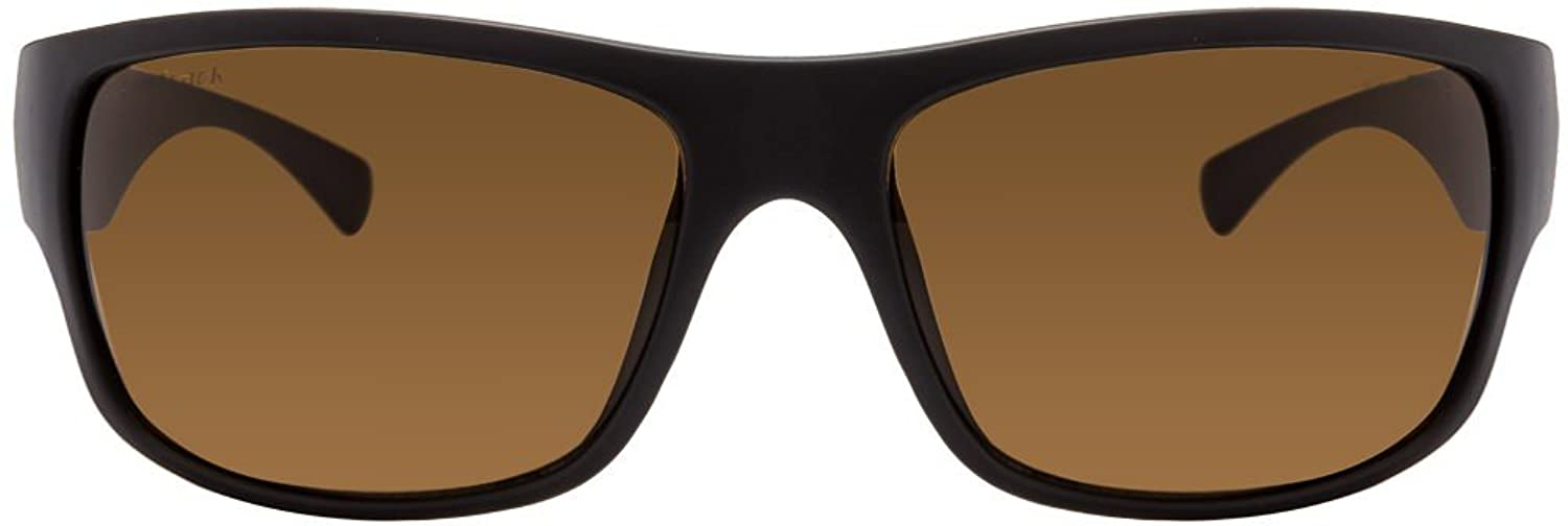 Upto 40% off On Top Brands !! Rayban Fastrack IDEE By Amazon | Fastrack Rectangular Sunglasses (Brown) (P192BR2) @ Rs.788