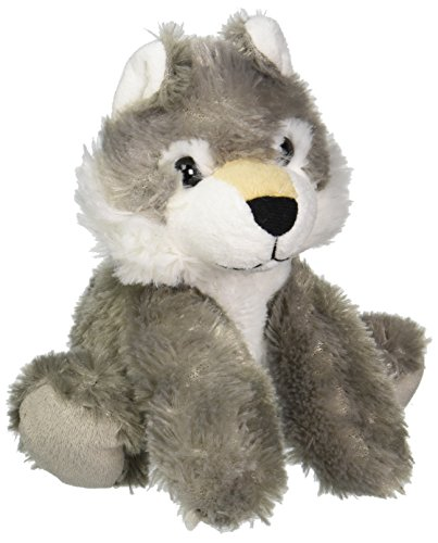 "Purr-Fection Ranger Junior Snuggle Ups Wolf 8"" Plush"