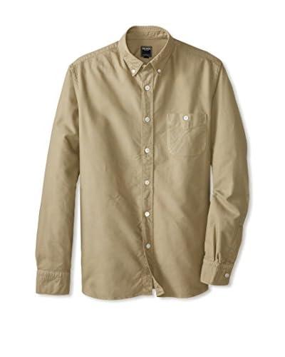 Todd Snyder Men's Solid Oxford Shirt