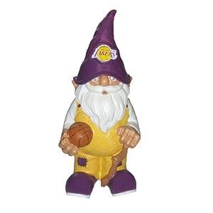 NBA Los Angeles Lakers Garden Gnome