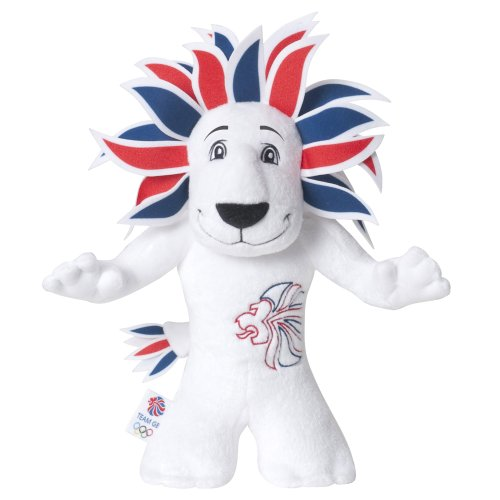Olympic Mascots 30cm Team GB