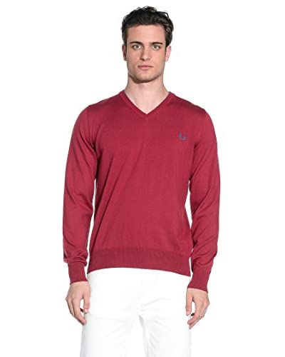 Fred Perry Pullover [Rosso]
