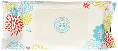 The Honest Company Honest Wipes 72 ct Pack of 2 - 1