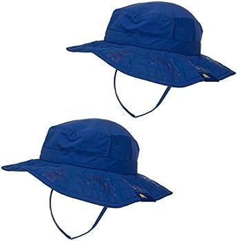 2 Pack 50+ Safari Boonie Beach Park Hat