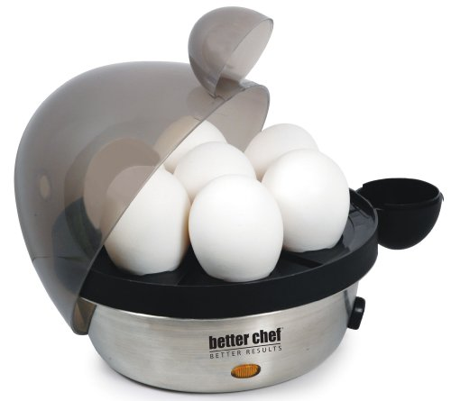 Read About Better Chef IM-470S Stainless Steel Electric Egg Cooker