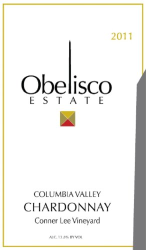 2011 Obelisco Columbia Valley Chardonnay 750 Ml