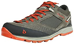 Vasque Men\'s Grand Traverse Performance Hiking Shoe,Bungee Cord/Rooibos Tea,10 M US