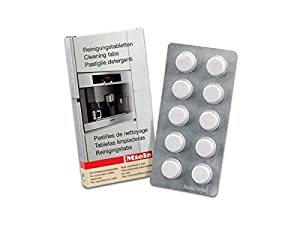 Miele : 05626080 (07616440) Cleaning Tablets (Packet of 10)