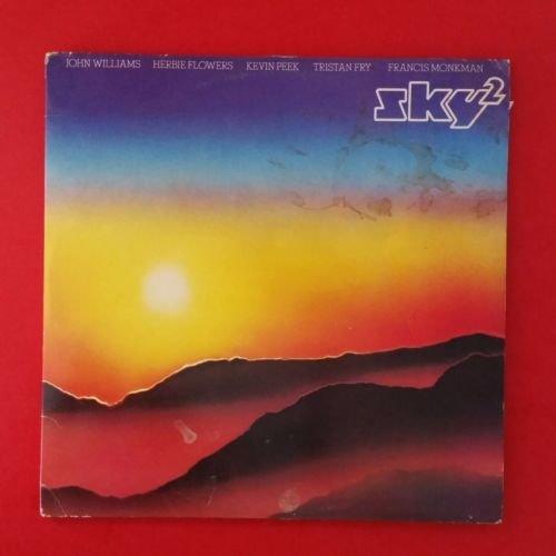 Sky - Sky 2 John Williams Dbl Lp Vinyl Vg+ Cover Vg+ Gf 1980 Ariola Ad Sky2 - Zortam Music