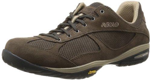 AsoloCaliber Mm - Scarpe da camminata ed escursionismo Uomo , Marrone (Marron (A551)), 40